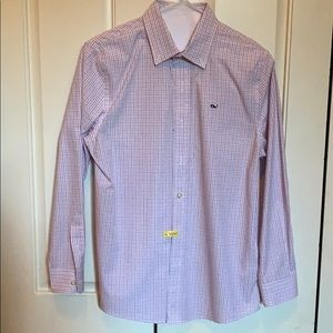 Vineyard Vines Long Sleeve Button Down Shirt